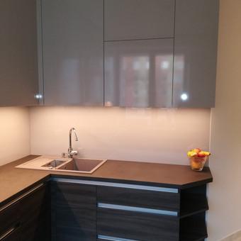 Virtuvės baldai / Žilvinas Baldai / Darbų pavyzdys ID 576809