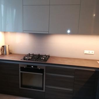 Virtuvės baldai / Žilvinas Baldai / Darbų pavyzdys ID 576811