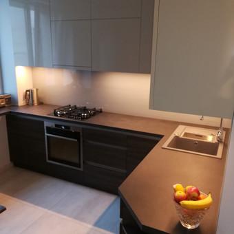 Virtuvės baldai / Žilvinas Baldai / Darbų pavyzdys ID 576813