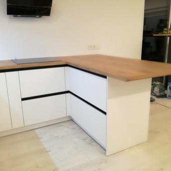 Virtuvės baldai / Žilvinas Baldai / Darbų pavyzdys ID 576825