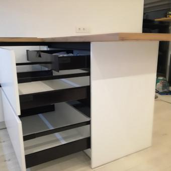 Virtuvės baldai / Žilvinas Baldai / Darbų pavyzdys ID 576829
