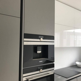 Virtuvės baldai / Žilvinas Baldai / Darbų pavyzdys ID 576833
