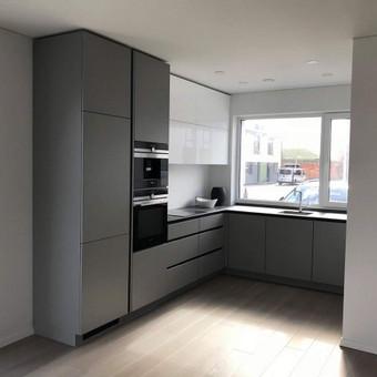 Virtuvės baldai / Žilvinas Baldai / Darbų pavyzdys ID 576835