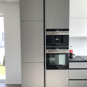 Virtuvės baldai / Žilvinas Baldai / Darbų pavyzdys ID 576837
