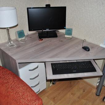 """baldų gamyba / UAB """"Interjero idėja"""" / Darbų pavyzdys ID 577445"""