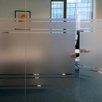 Plėvelės klijavimas Vilniuje / Stiklo Bitės / Darbų pavyzdys ID 577525