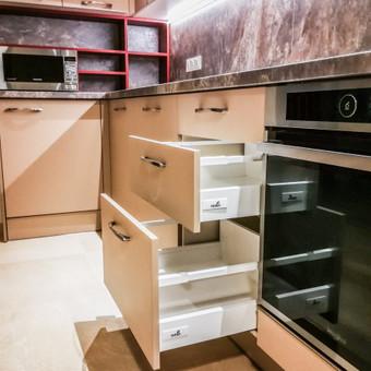 Virtuvės bei kiti nestandartiniai baldai / Balzena / Darbų pavyzdys ID 577963
