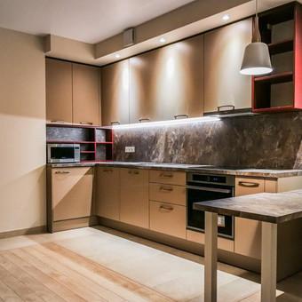 Virtuvės bei kiti nestandartiniai baldai / Balzena / Darbų pavyzdys ID 577965