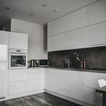 Virtuvės bei kiti nestandartiniai baldai / Balzena / Darbų pavyzdys ID 577969