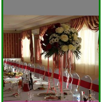 Floristas, gėlių salonas / Olga / Darbų pavyzdys ID 79112