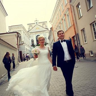 Vestuvinių ir proginių suknelių siuvimas Vilniuje / Oksana Dorofejeva / Darbų pavyzdys ID 79138