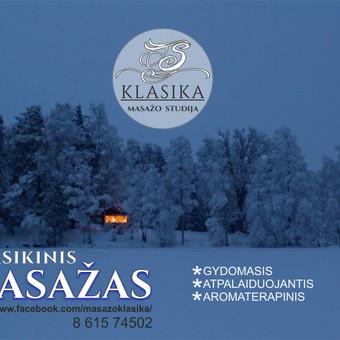 MASAŽAS / Sniegė Bungard / Darbų pavyzdys ID 578985