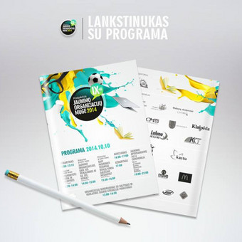 Grafikos dizaineris Vilniuje / Egidijus Gužauskas / Darbų pavyzdys ID 79180