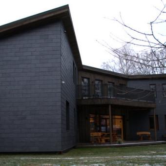 Karkasinių ir skydinių namų statyba / UAB Karkasinių namų meistrai / Darbų pavyzdys ID 579881
