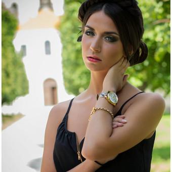 Ten, kur kvepia žemuogėmis... / Renata Globienė / Darbų pavyzdys ID 582873
