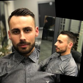 Vyriski kirpimai ir barzdu modeliavimas,skutimas / Loreta / Darbų pavyzdys ID 583017