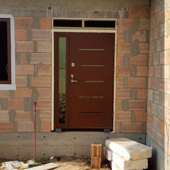 Plastiko, Aliuminio, Medžio profilio langai,durys,pertvaros / UAB / Darbų pavyzdys ID 584625
