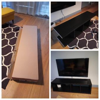 #Ikea baldų surinkimas