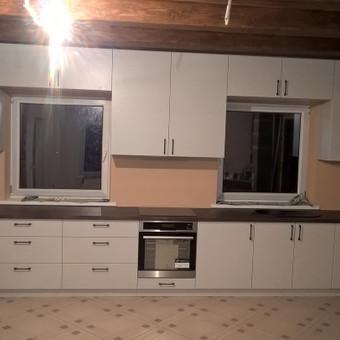 Virtuvės Baldų Gamyba / Virtuvės baldai / Darbų pavyzdys ID 585557
