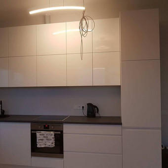 Virtuvės Baldų Gamyba / Virtuvės baldai / Darbų pavyzdys ID 585625