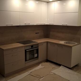Virtuvės Baldų Gamyba / Virtuvės baldai / Darbų pavyzdys ID 585633