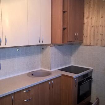 Virtuvės Baldų Gamyba / Virtuvės baldai / Darbų pavyzdys ID 585605
