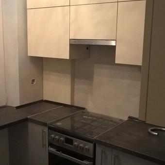 Virtuvės Baldų Gamyba / Virtuvės baldai / Darbų pavyzdys ID 585549
