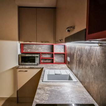 Virtuvės bei kiti nestandartiniai baldai / Balzena / Darbų pavyzdys ID 585941