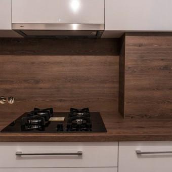 Virtuvės bei kiti nestandartiniai baldai / Balzena / Darbų pavyzdys ID 585943