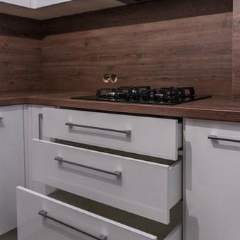 Virtuvės bei kiti nestandartiniai baldai / Balzena / Darbų pavyzdys ID 585945