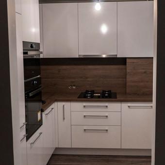 Virtuvės bei kiti nestandartiniai baldai / Balzena / Darbų pavyzdys ID 585947