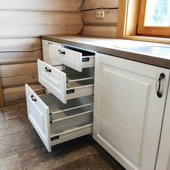 Virtuvės bei kiti nestandartiniai baldai / Balzena / Darbų pavyzdys ID 585949