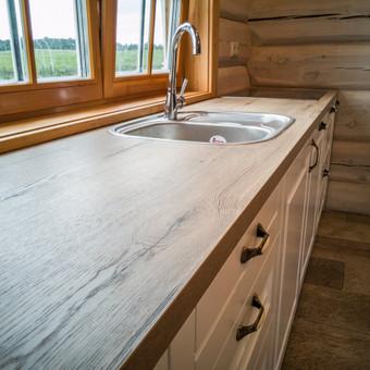 Virtuvės bei kiti nestandartiniai baldai / Balzena / Darbų pavyzdys ID 585951