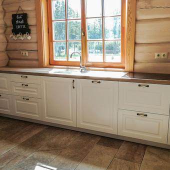 Virtuvės bei kiti nestandartiniai baldai / Balzena / Darbų pavyzdys ID 585953