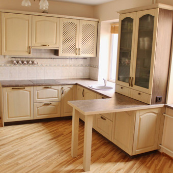 Virtuvės bei kiti nestandartiniai baldai / Balzena / Darbų pavyzdys ID 585989