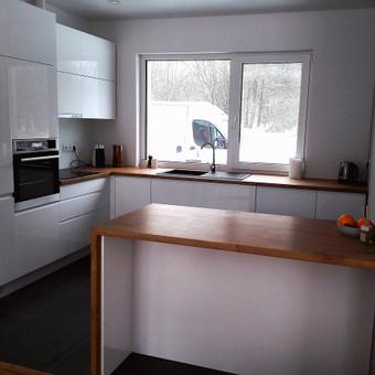 Virtuvės bei kiti nestandartiniai baldai / Balzena / Darbų pavyzdys ID 585991