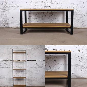 Vienetinių baldų gamyba / JUGA / Darbų pavyzdys ID 586371