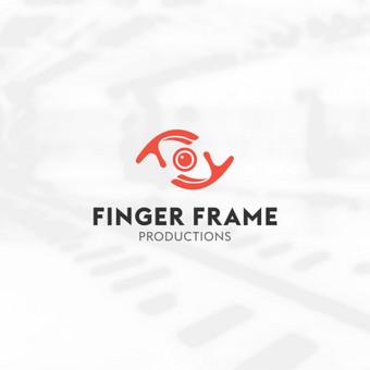 Finger Frame productions - logotipas fotografui