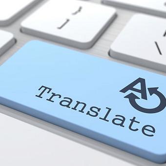Vertėjas, kokybiški vertimai, vertimų biurai / Lijana / Darbų pavyzdys ID 588089