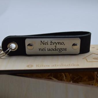 Asmeninis raktu pakabukas, graviruotas raktų pakabukas. Facebook: ritos atributika