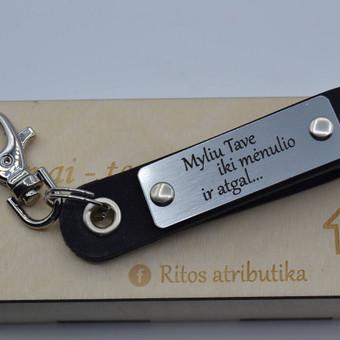 Valentino dienos dovana -raktų pakabukai , gali būti su asmeniniai vardais ar smagiomis frazėmis Facebook: ritos atributika