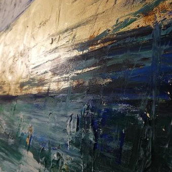 Meninis sienų dažymas / Meninis sienų dekoravimas / Darbų pavyzdys ID 590887