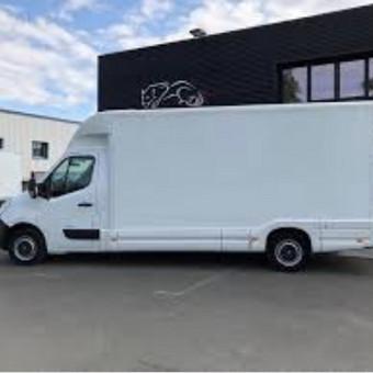 Krovinių pervežimas - perkraustymo paslaugos / Jevgenijus / Darbų pavyzdys ID 591323