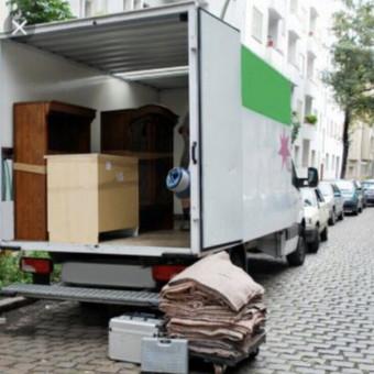 Krovinių pervežimas - perkraustymo paslaugos / Jevgenijus / Darbų pavyzdys ID 591327