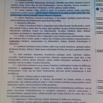 Patyrusi kūrybinga redaktorė / Dangutė A. / Darbų pavyzdys ID 591783
