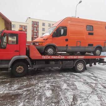 Techninė pagalba Klaipėdoje ir Klaipėdos apskrityje. / Edas Kundrotas / Darbų pavyzdys ID 591885