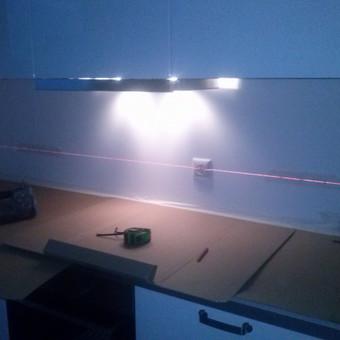Kokybiškos elektros instaliacijos paslaugos / Elektrikas Martynas / Darbų pavyzdys ID 80295