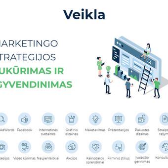 Marketingo paslaugos / UAB Sėkmingi / Darbų pavyzdys ID 592293