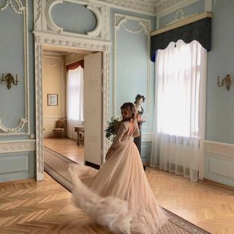 Vestuvinių ir proginių suknelių siuvimas ir taisymas / Larisa Bernotienė / Darbų pavyzdys ID 593785