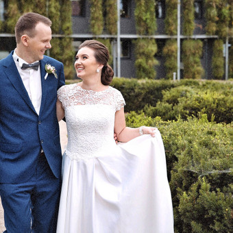 Vestuvinių ir proginių suknelių siuvimas ir taisymas / Larisa Bernotienė / Darbų pavyzdys ID 593789